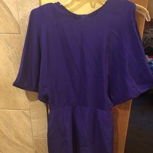 Wren Dresses & Skirts - 100% silk Wren brand dress