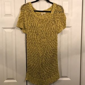 Anthropologie Moth Small Tunic
