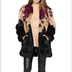 Clearance Supply Free Shipping Wide Range Of COATS & JACKETS - Faux furs Diesel Visa Payment Online UgWb5gTW
