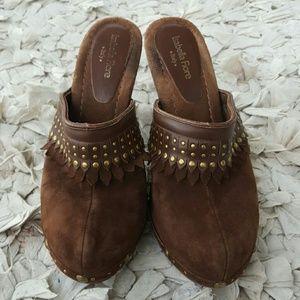 Isabella Fiore Shoes - Italian Clogs