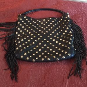 GORGEOUS leather Rebecca Minkoff bag