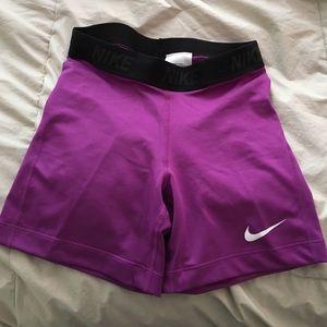 Nike Pants - Nike cool victory workout short