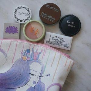 ipsy Other - Makeup and Makeup Bag Bundle