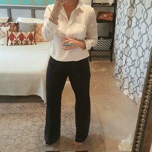 Anthropologie Pants - Nanette Lepore Sailor Trouser Pants