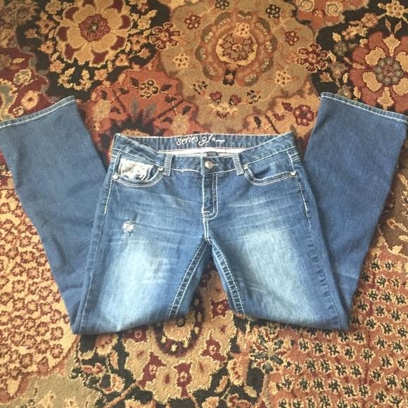 67bd86c3662 ️Series 31 Amethyst jeans. M 582a0c02713fde4e950c176b
