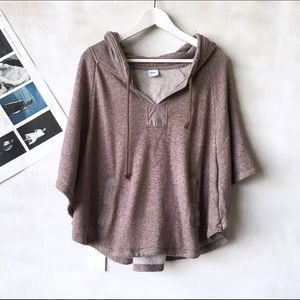 Kirra Sweaters - KIRRA Cape Sweater