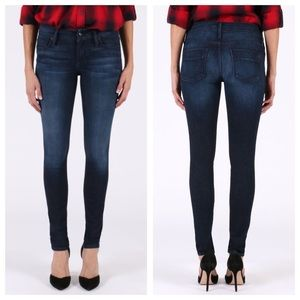 Black Orchid Denim - Black Orchid Jude Mid Rise Skinny Jeans
