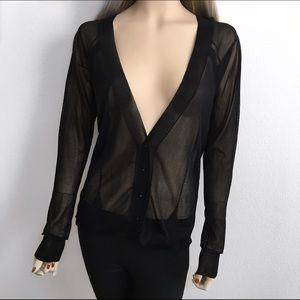 Christian Dior Sweaters - Christian Dior Boutique Sexy Silk Cardigan 💋