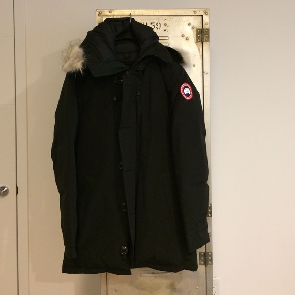 cd7d0448341 Canada Goose Jackets & Coats | Mens Parka Less Than Year Old | Poshmark