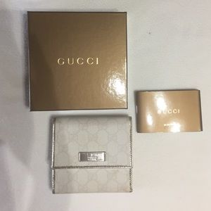 ✅HP✅Authentic Gucci Wallet