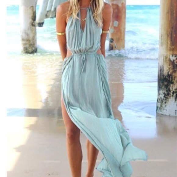 77295dc2c31ea Dresses   Skirts - Bikini Luxe Mermaid Maxi Dress