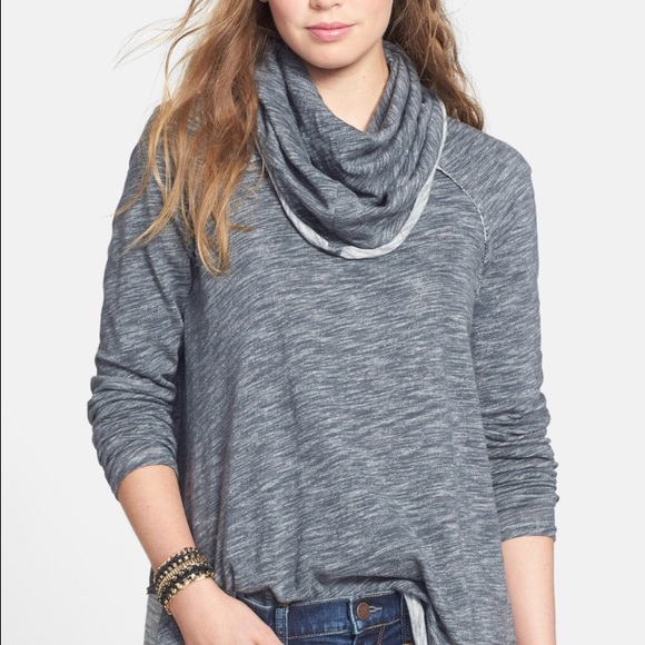 cc80ebbfc7 Free People Sweaters | Fp Beach Cocoon Cowl Neck Pullover Xssm ...