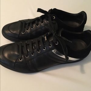 Dior Other - SALE! EUC Dior Men's Leather Low Top Sneaker Sz 43