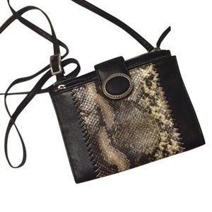 Brighton Handbags - Brighton leather cross body