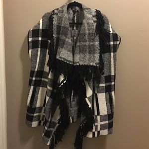 Kind Of poncho / blanket coat