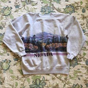 Vintage 90s Reno Nevada sweatshirt