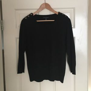 Banana Republic 3/4 Sleeve Sweater