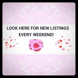 🆕*CHECK FOR NEW LISTINGS EVERY WEEK!*🆕