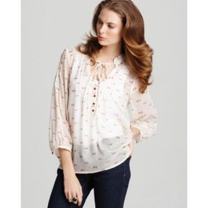 Bloomingdale's Tops - Patterson J Kincaid Key Blouse