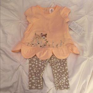 Disney Baby Girl Bambi Set