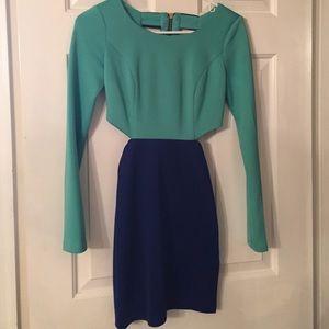 GBX Dresses & Skirts - GBX X Small Cut out Dress