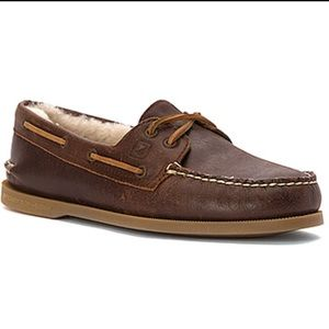 SPERRY TOP-SIDER MEN'S AUTHENTIC WINTER 2-EYE
