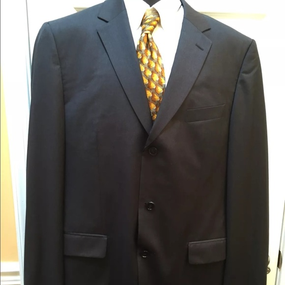 3d53386d4 Hugo Boss Suits & Blazers | Super 150s Mayne Zone Blazer Sz 44l ...