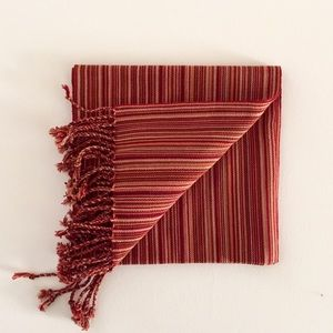 Accessories - Hand Made Amazing Fringe Scarf