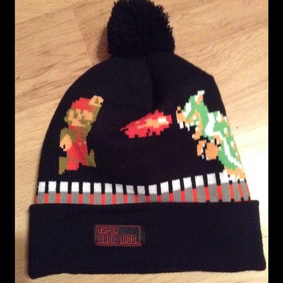 6dc4d07d05a Super Mario Bros. Winter Hat Beanie WARM! NWOT! M 582a5c5c99086ac90d0087a0