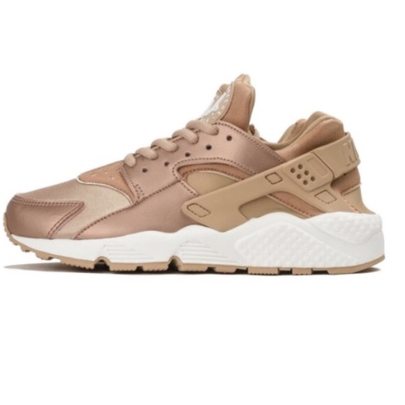 nike huarache rose or earrings sneakerdiscount acf1f0fb3