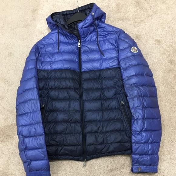 9a72151b7 100% Authentic Moncler Men's coat size Large