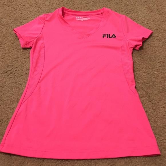 a1db15c6a Fila Shirts & Tops   Girls Dri Fit Shirt   Poshmark