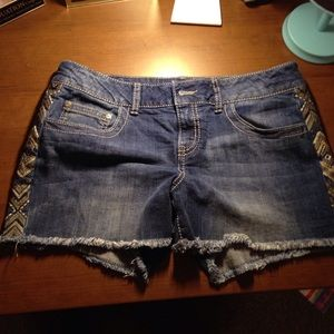 Maurices Pants - Maurice's jean shorts
