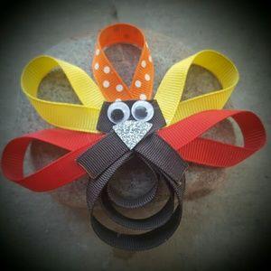 Accessories - Turkey Hair Clip