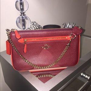 Coach Handbags - Coach Nolita Wristlet 💕