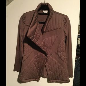 Quilted Helmut Lang jacket