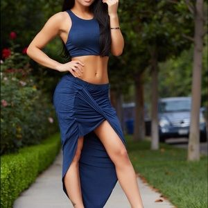 want my look  Dresses & Skirts - Two piece summer outfit