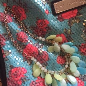 Jewelry - Green and blue necklace