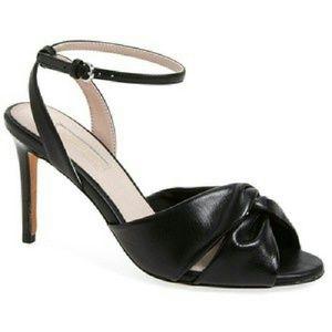TopShop Nadine Tie Ankle Strap Sandal