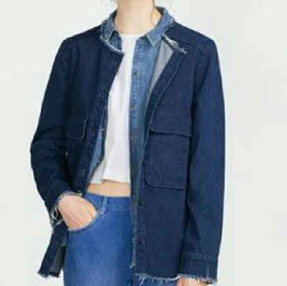 Zara Trafaluc Collection Jacket | Poshmark