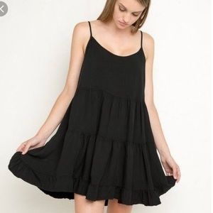 Black HM dress