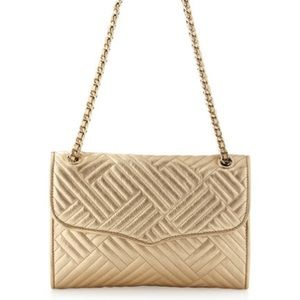 Rebecca Minkoff Handbags - Rebecca Minkoff Metallic Affair