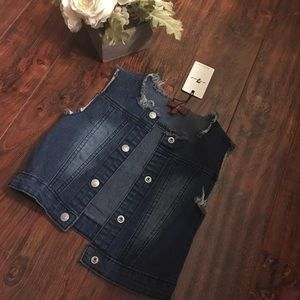 7 for All mankind girls size 4T