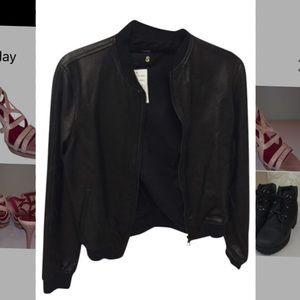 Rag and Bone Leather Jacket
