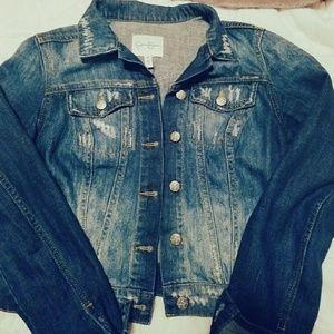 Jean jacket by Jessica simpson