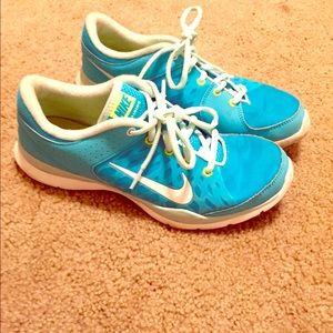 Nike women's running shoes. Size 8.