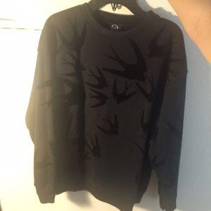 McQ Alexander McQueen Tops - Authentic McQ Alexander McQueen swallow sweatshirt