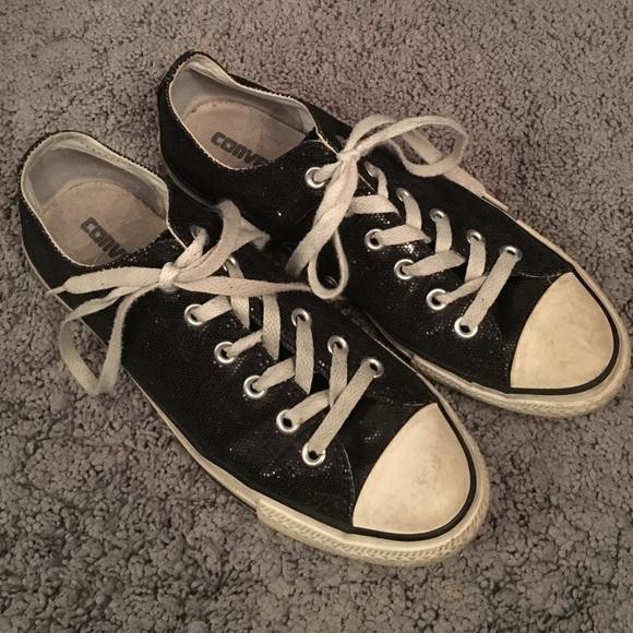 b5e1357c774e Converse Shoes - Converse sparkle chuck Taylor s