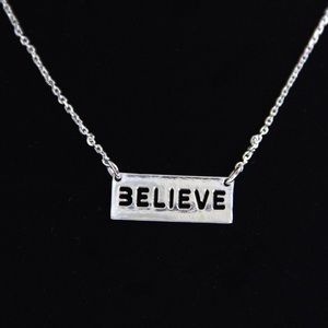 "Cookie Lee Jewelry - ♦️SALE♦️""Believe"" Necklace"