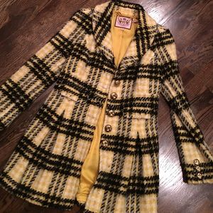 Juicy Couture wool Coat